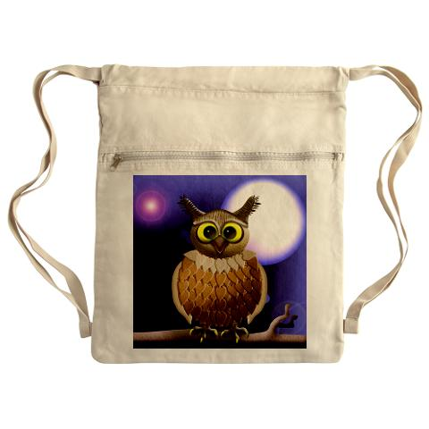 Night owl sack pack